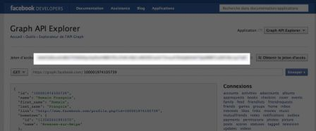 Crawling facebook with R